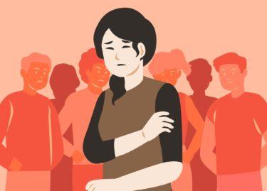 感染症は、不安や偏見と一緒にやってくる