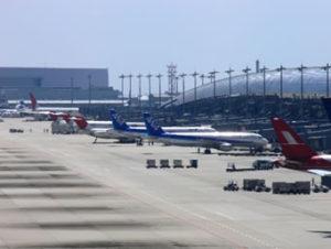 空港のイメージ図